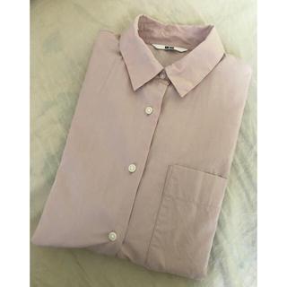ロキエ(Lochie)のくすみピンクのシャツ(シャツ/ブラウス(長袖/七分))