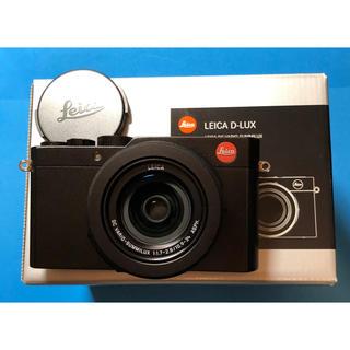 ライカ(LEICA)のライカ LEICA D-LUX(Typ109) 完動美品、元箱付き(コンパクトデジタルカメラ)