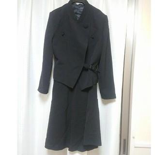 ロングスカートジャケット オシャレ 喪服(礼服/喪服)