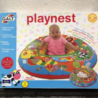 ボーネルンド(BorneLund)のGalt ガルト プレイネストファーム Toys Playnest Farm(ベビージム)