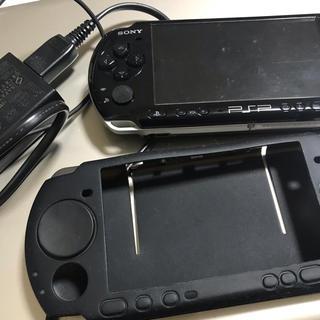 プレイステーションポータブル(PlayStation Portable)のPlayStation Portable 3000 (携帯用ゲーム機本体)
