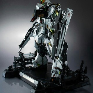 BANDAI - METAL STRUCTURE 解体匠機 RX-93 νガンダム