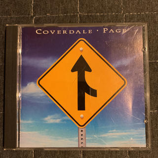 「COVERDALE・PAGE」(ポップス/ロック(洋楽))