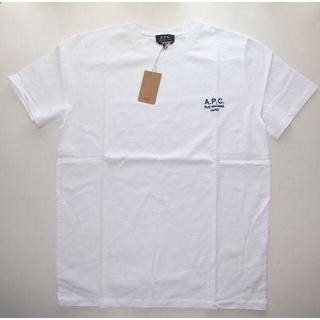 APC raymond Tシャツ sizeL white