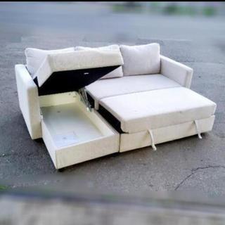 多機能 ソファー ベッド(簡易ベッド/折りたたみベッド)
