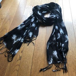 ザラ(ZARA)の新品未使用 ストール ショール レディース カジュアル 羽織り シャツ 春(ストール/パシュミナ)