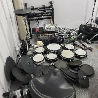 ローランド(Roland)のRoland TD-20X + YAMAHA DTXPRESS(電子ドラム)