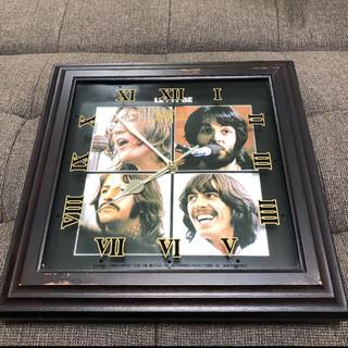 CASIO - Beatles 壁掛け時計 カシオ