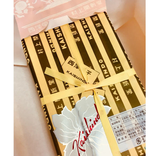 R6 村上開新堂 0号缶 クッキー (菓子/デザート)