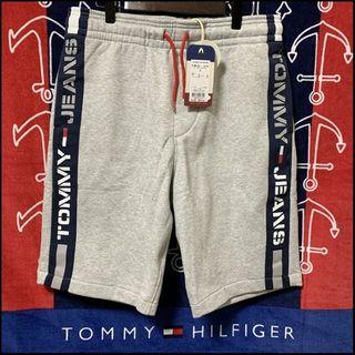 トミーヒルフィガー(TOMMY HILFIGER)のスポーツにも スウェットショートパンツ メンズ TOMMY HILFIGER(スウェット)