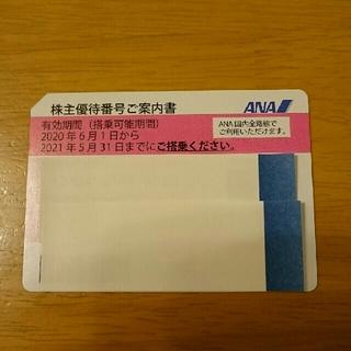 ANA(全日本空輸) - ANA株主優待券 【匿名配送】
