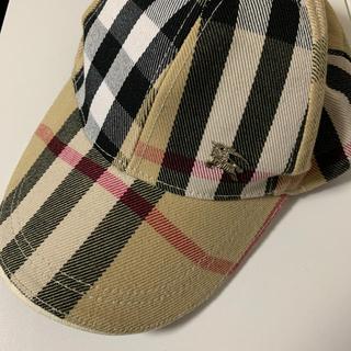 BURBERRY - BURBERRY バーバリー キャップ 帽子