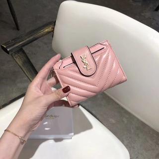 イヴサンローランボーテ(Yves Saint Laurent Beaute)のYSLサンローラン 二つ折り財布(財布)