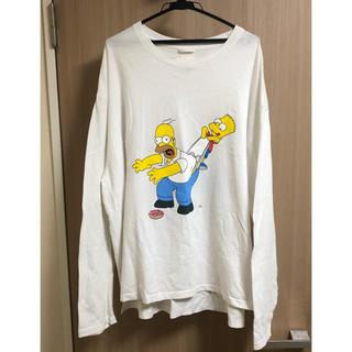 nonnative - The Simpsons×YSTRDY'S TMRRW tシャツ ロンt