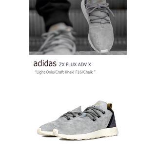 アディダス(adidas)の【並行輸入】adidas ZX FLUX S76364  希少サイズ(スニーカー)