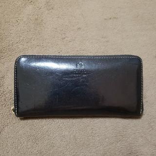 タケオキクチ(TAKEO KIKUCHI)のタケオキクチファスナー長財布(長財布)