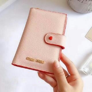 miumiu - 美品 MIUMIU ミュウミュウ 財布