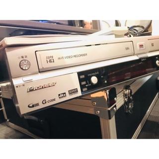 Pioneer / DVR-RT50H VHS/DVD/HDDマルチレコーダー (DVDレコーダー)
