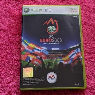 エックスボックス360(Xbox360)のUEFA EURO 2008 XBOX360 英文版(家庭用ゲームソフト)