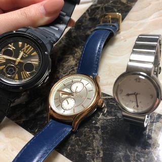 ベビージー(Baby-G)の腕時計 3本セット baby-G fossil agnes b.(腕時計)
