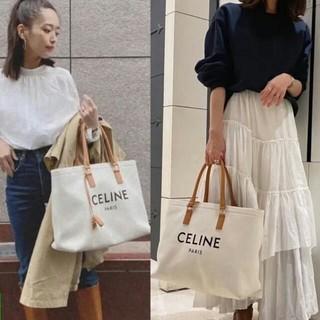 celine - CELINE キャンバストート