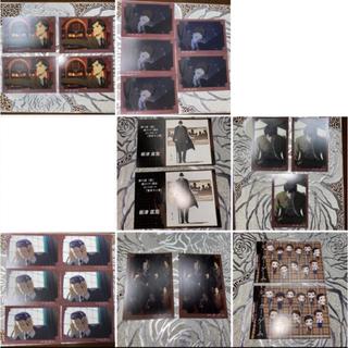 カドカワショテン(角川書店)のジョーカー・ゲーム ブロマイド・ポストカード・ステッカー・カードセット(カード)