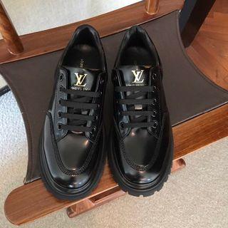 LOUIS VUITTON - Louis vuitton スニーカー 革靴 ドレス ビジネス