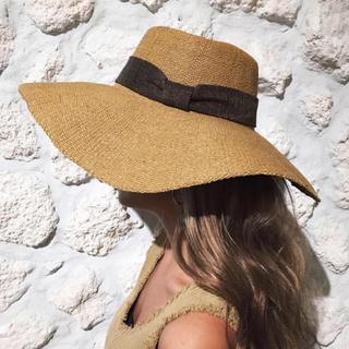 ルームサンマルロクコンテンポラリー(room306 CONTEMPORARY)のroom306👒ハット Braid Ribbon Hat(麦わら帽子/ストローハット)