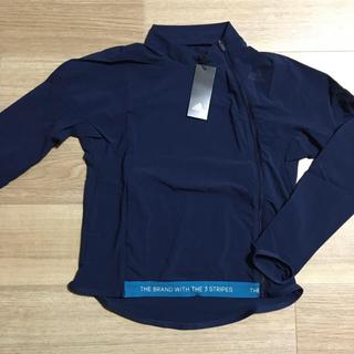 adidas - 新品 アディダス ゴルフウェア S 長袖 ジャケット レディース 定価13200