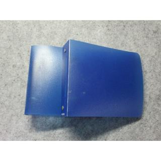 エレコムCD DVD 2穴リング式 ファイル 2冊+不織布20枚セット