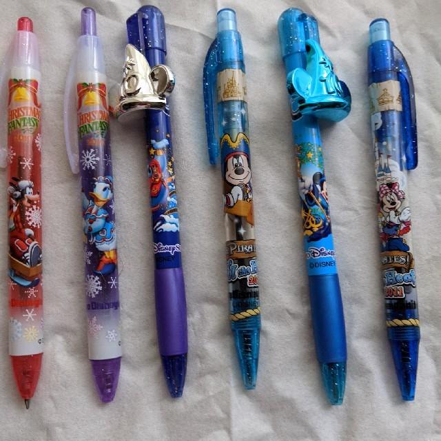 ディズニー ボールペン インテリア/住まい/日用品の文房具(ペン/マーカー)の商品写真