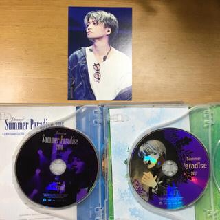 Sexy Zone - Summer Paradise 菊池風磨 DVD 2016 2017 サマパラ