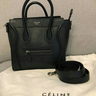 celine - 【極美品】CELINE ラゲージナノ