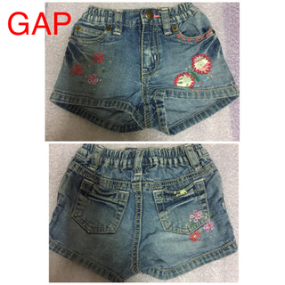 GAP - GAP  刺繍 ショートパンツ