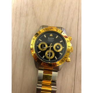 エルジン(ELGIN)のエルジンメンズ腕時計(腕時計(アナログ))