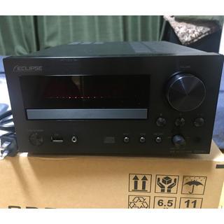 オンキヨー(ONKYO)のeclipse(onkyoのOEM) CDR1 CD RECEIVER(アンプ)