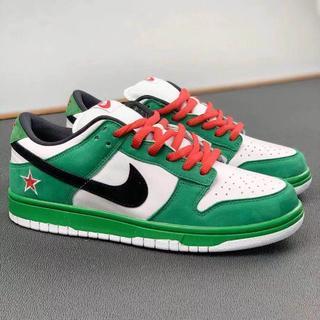 NIKE - Nike Dunk SB LoW Heineken