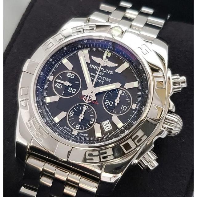 BREITLING(ブライトリング)のブライトリング アベンジャー クロノグラフ メンズの時計(腕時計(アナログ))の商品写真