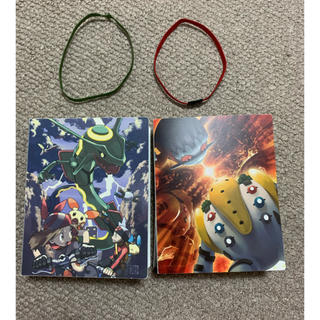 ポケモン(ポケモン)のポケモンカード カードファイル2種類(カード)