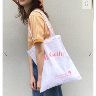 EDIT.FOR LULU - 【Lisa says gah /リサ セイ ガウ】SLOBE別注 トートバッグ