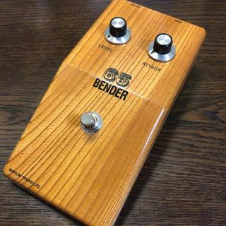幻の逸品 Manlay Sound 65 Bender Wooden 2G381(エフェクター)
