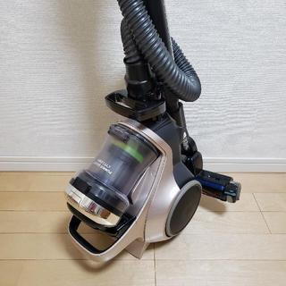 ヒタチ(日立)の日立 パワーブーストサイクロン 掃除機 CV-SD300(掃除機)