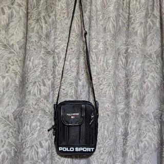 ポロラルフローレン(POLO RALPH LAUREN)のPOLO SPORT斜め掛けバッグ(ショルダーバッグ)