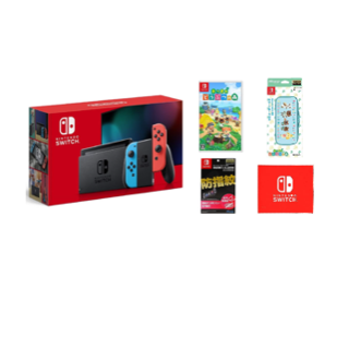 Nintendo switch 新型 どうぶつの森 ソフト フィルム セット
