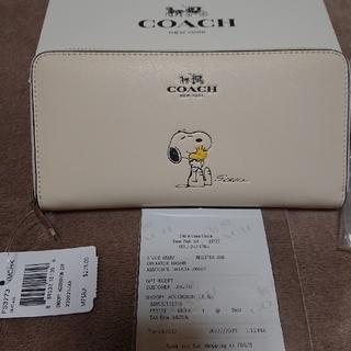 COACH - COACH 長財布 新品未使用品