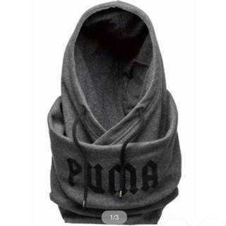 プーマ(PUMA)のPUMA rihanna ネックウォーマー(パーカー)