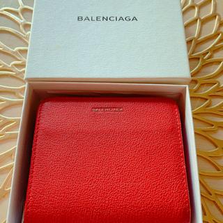 バレンシアガ(Balenciaga)のBALENCIAGA2つ折り財布(財布)