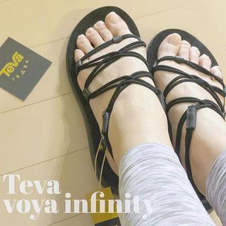 テバ(Teva)のTEVA VOYA INFINITY テバ ボヤ インフィニティ サンダル 24(サンダル)