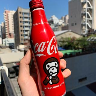 アベイシングエイプ(A BATHING APE)の完売限定品 Bape X Coca Cola Amazon数量限定 3本セット(ソフトドリンク)