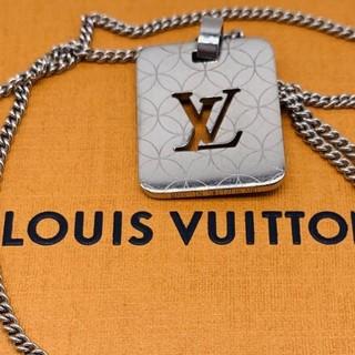 ルイヴィトン(LOUIS VUITTON)のLouis Vuitton ネックレス シャンゼリゼ(ネックレス)